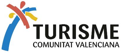 Turismo Comunitat Valenciana : Logo Turismo Comunidad Valenciana
